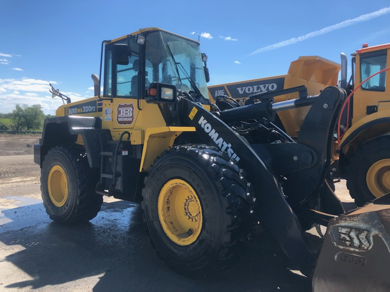 farm equipment tractor